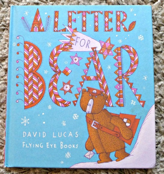 a letter for bear david lucas