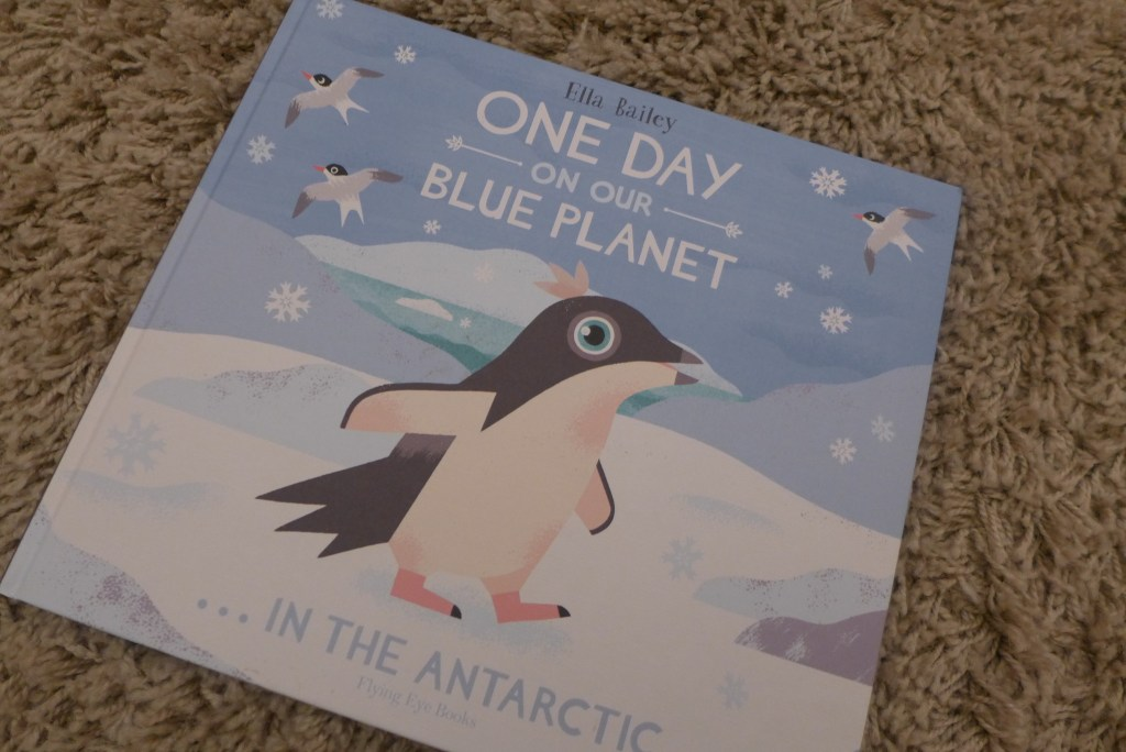 One day on our blue planet…. in the Antarctic