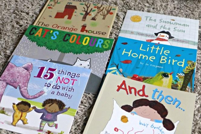 Children's Books round up