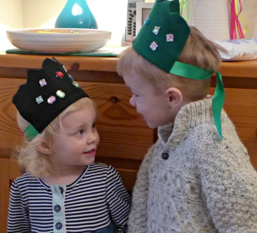 Toucan Box Crowns