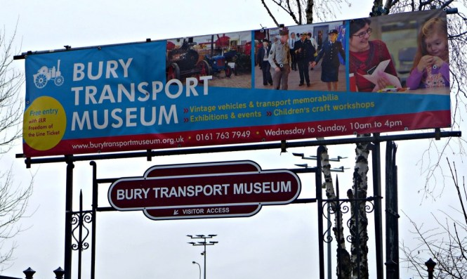 Bury Transport Museum review