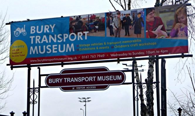 Bury Transport Museum review