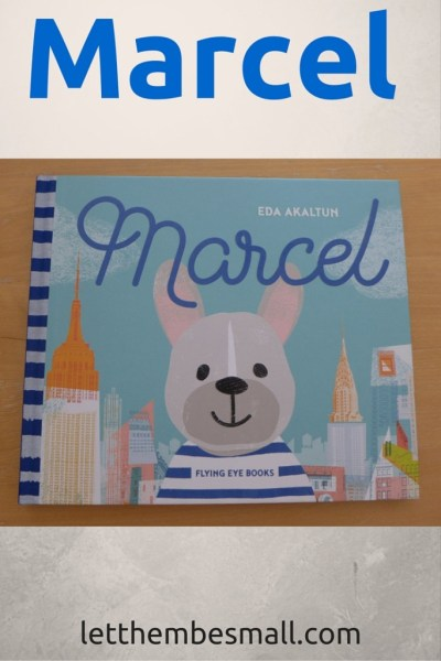 Marcel by Eda Akaltun is a brilliant book for helping children understand changing family dynamics
