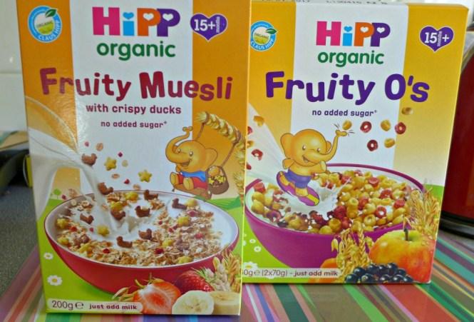hipp organic cereal
