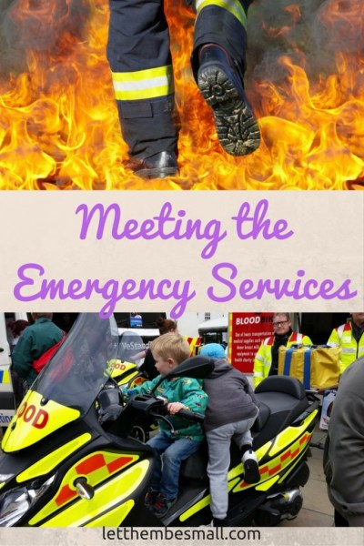 children love emergency services and their vehicles. Here are some suggestions for topic books for pre schoolers following a visit from the emergency services