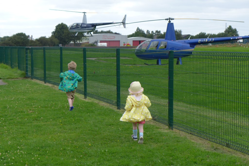 A Weekend Saved by City Airport Salford