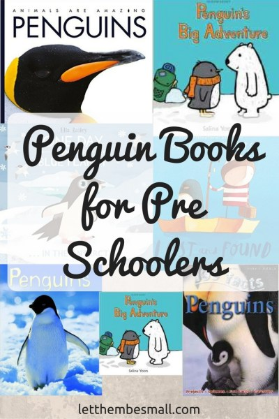 penguin books for pre schoolers