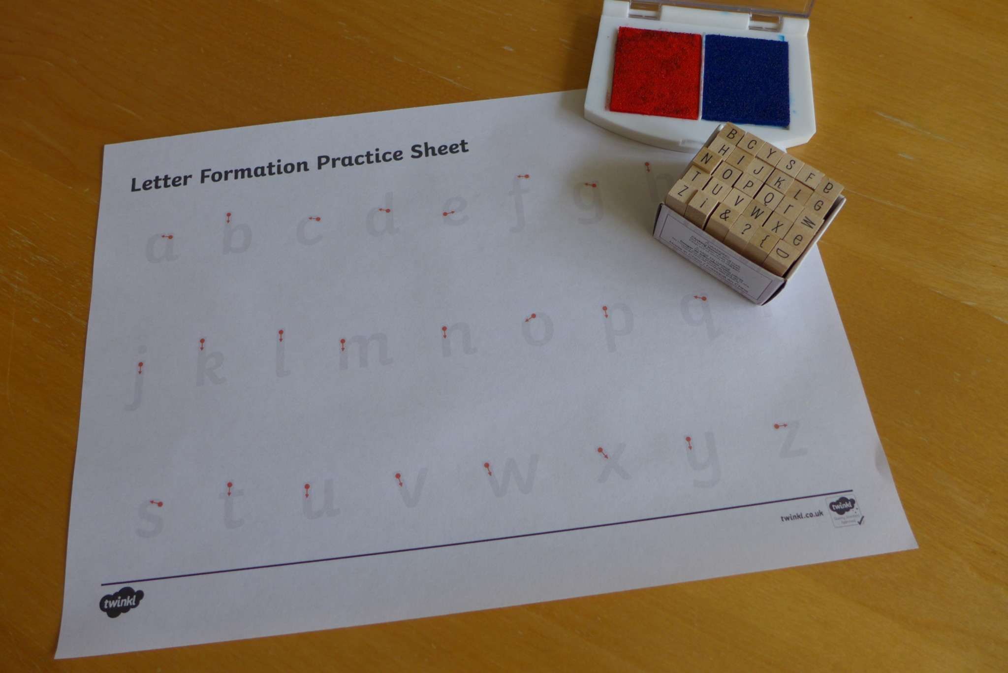 Letter Formation Sheet Picture Ideas References Twinkl