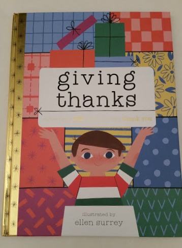 giving thanks book