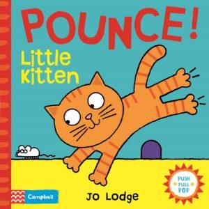 pounce! Little Kitten
