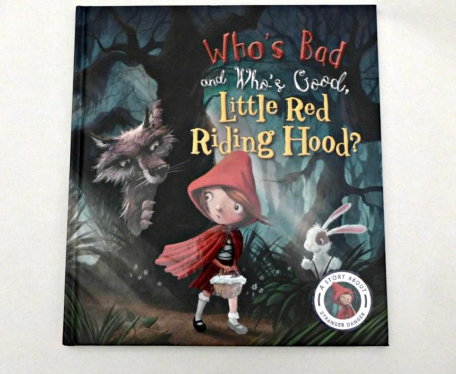 whos bad and whos good little red riding hood