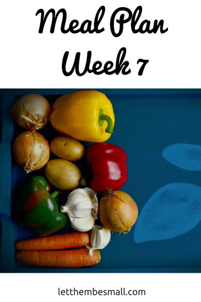meal plan ideas for families