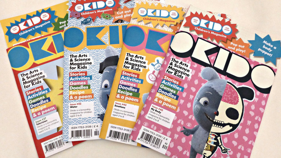 Okido Magazine : Review