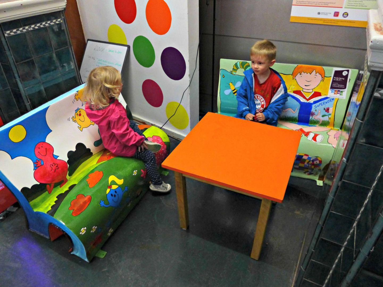book benches 4