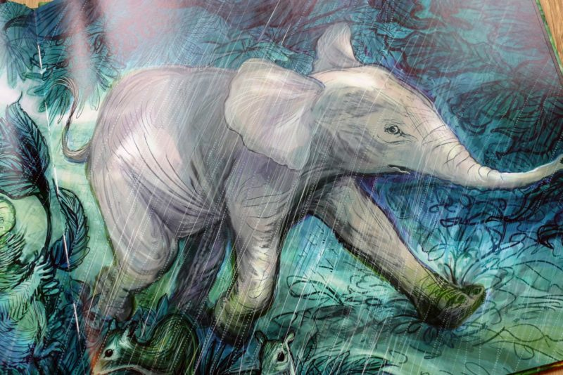 Run elephant run book review