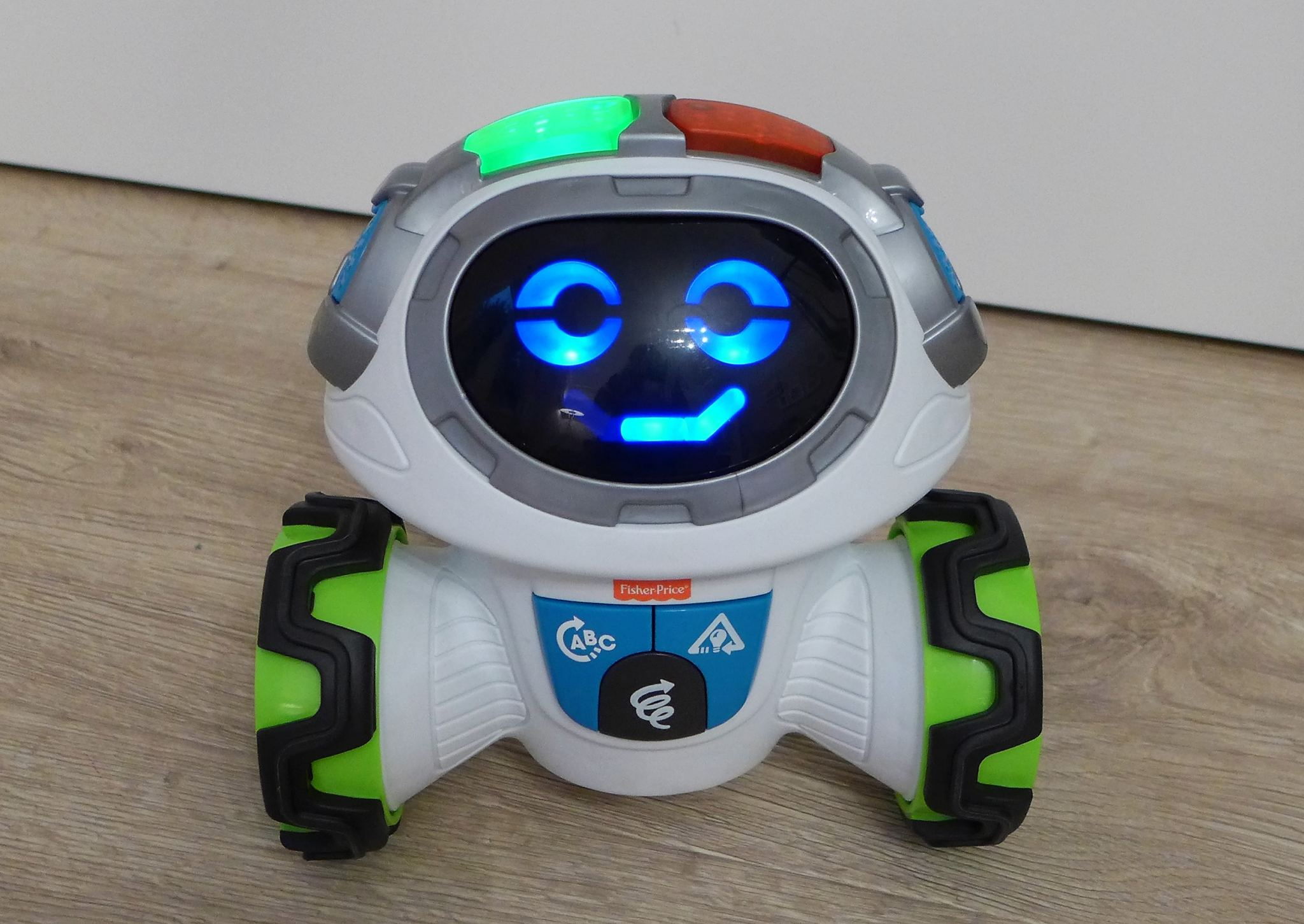 fisher price Movi robot review