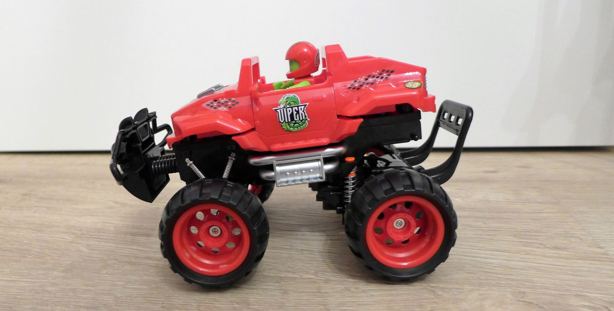 Monster Smash Ups Remote Control Car