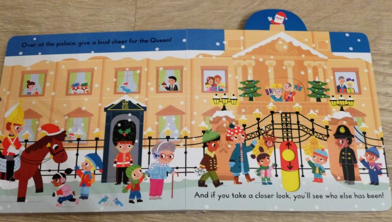campbell christmas book