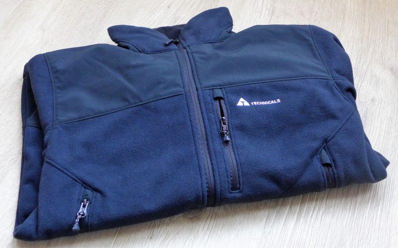blacks technicals coat