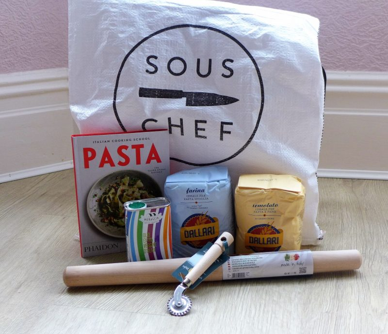 pasta making kit sous chef