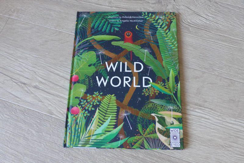 wild world book