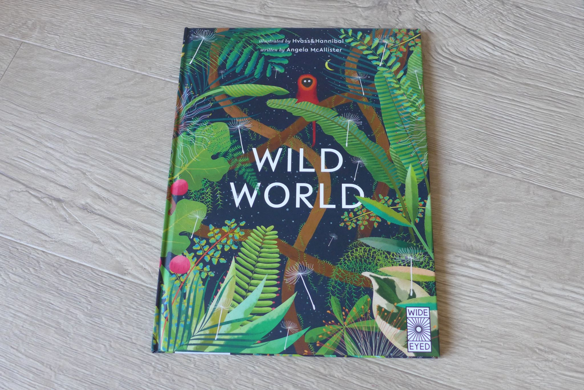 wild world book