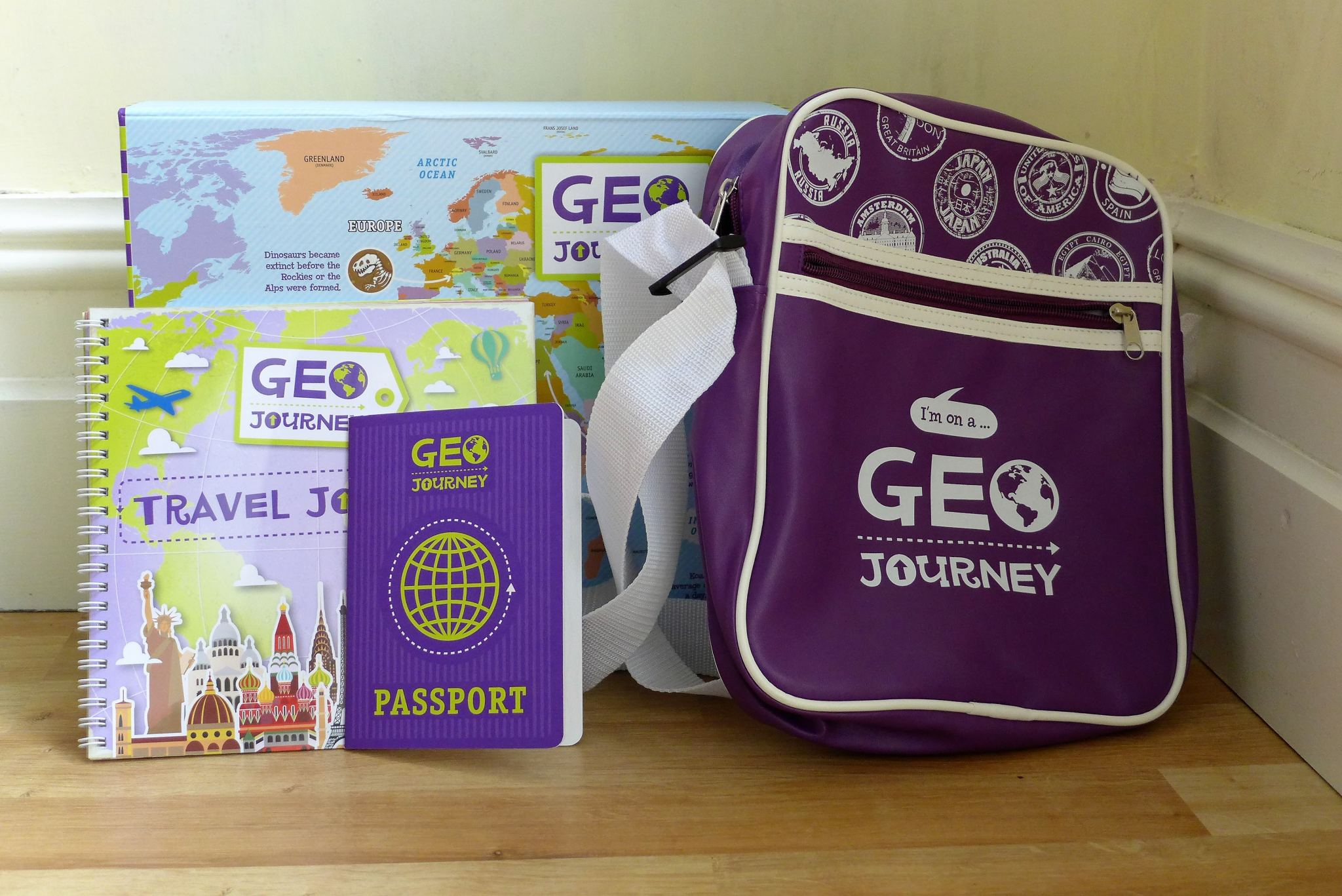 Geo Journey subscription box