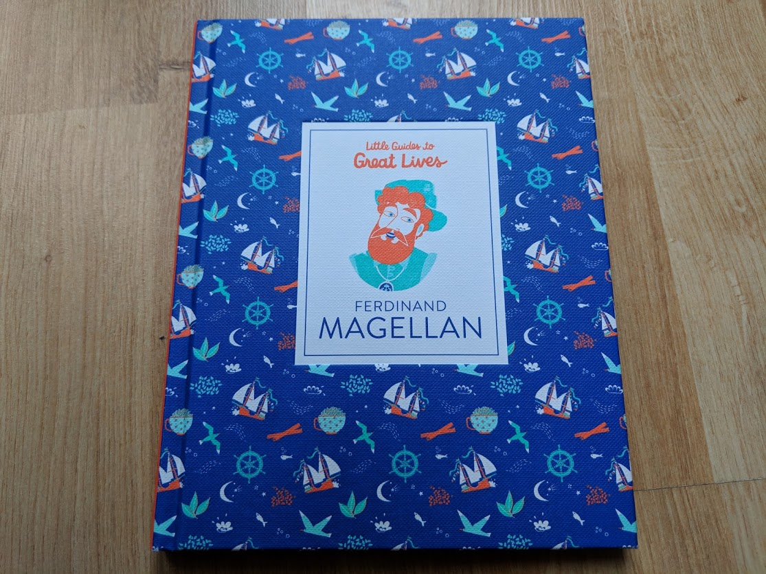 Ferdinand magellan book