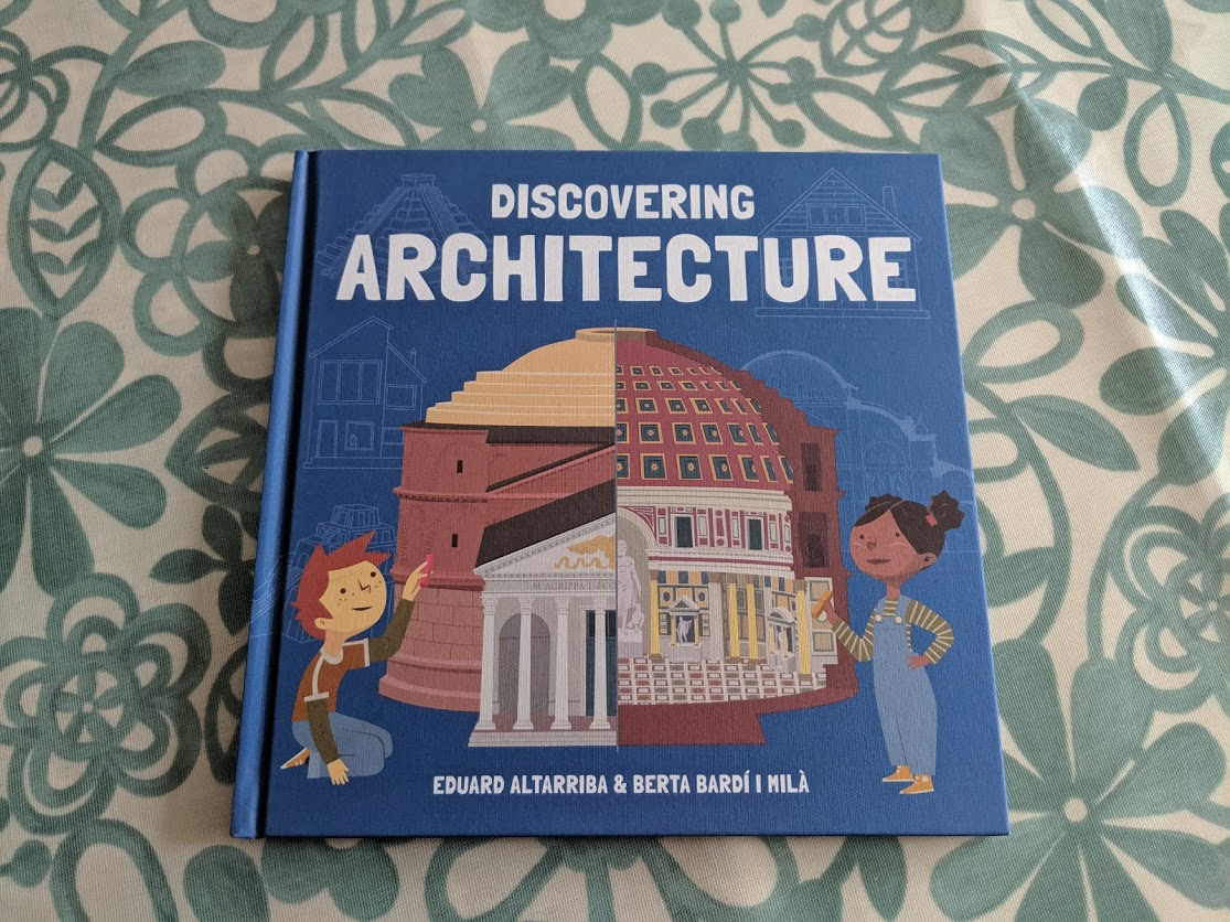 discovering architecture book