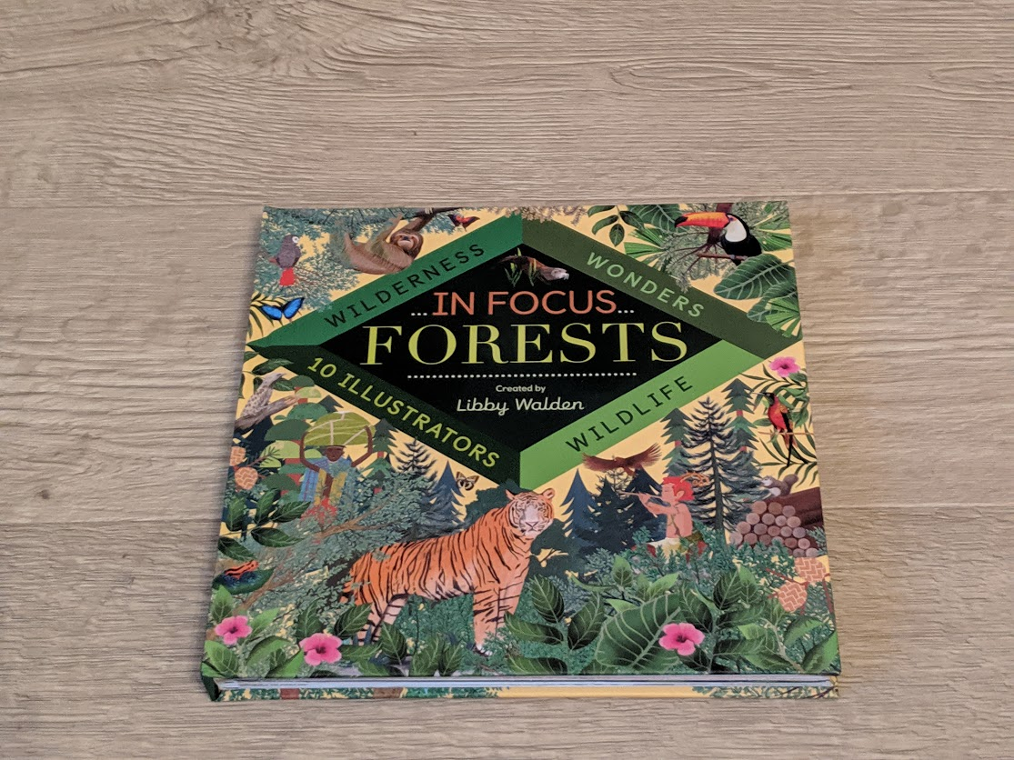 in focus forests book