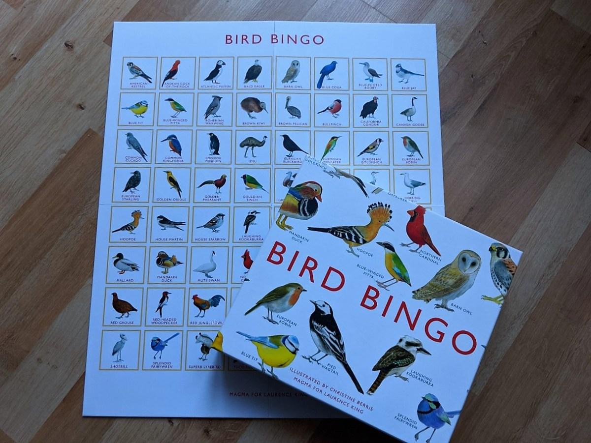 Bird Bingon