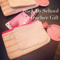 Starting PreK:: Teacher Gift