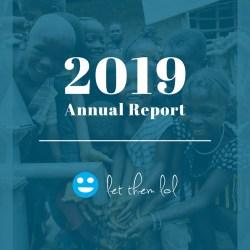Good News! A Look Back at 2019