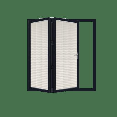 bi fold 2 doors