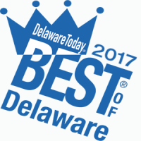 Winner of Best of Delaware 2017