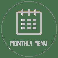 Monthly Menu in Hockessin Delaware