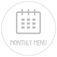 Monthly Menu in Hockessin Delaware