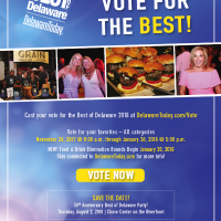 Best of Delaware 2018 Best Ethnic American Food Upstate