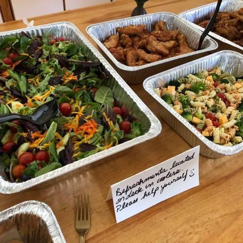 Salads for Catering in Hockessin Delaware