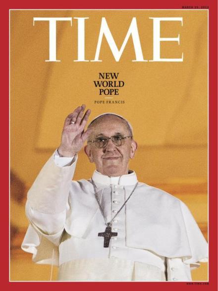 Pope Francis I... Jorge Mario Bergoglio...