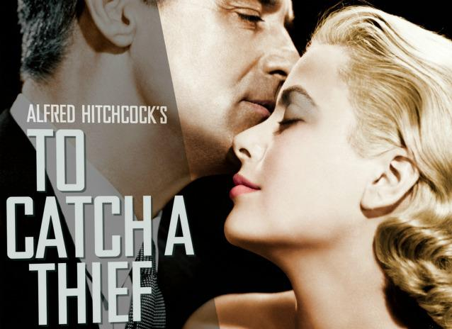 Alfred Hitchcock's... To Catch a Thief...