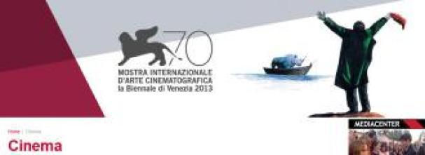 70th Venice Film Festival 2013...