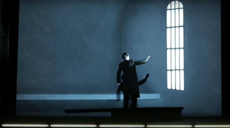 Baryshnikov as Nijinsky: Letter to a Man…