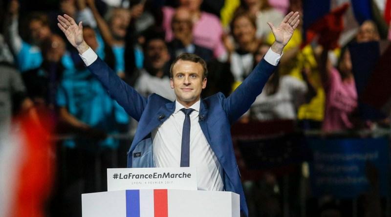 Emmanuel Macron.. Président..?