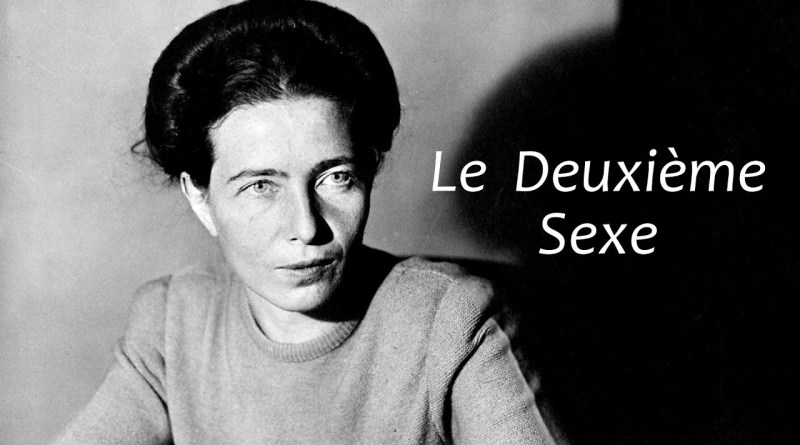 Simone de Beauvoir.. An Enigma
