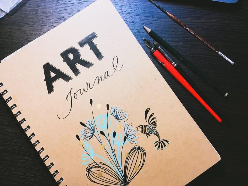 #artjournal #sketchbook