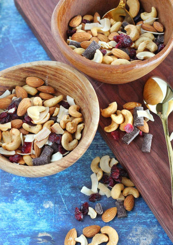 Sweet Tooth Trail Mix!