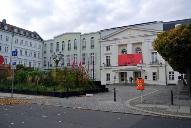 A Berlino nei luoghi di Bertold Brecht: Deutsche Theater
