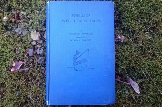 Fiabe del Galles | S'Nellie's Welsh Fairy Tales di Eleanor Boniface: copertina