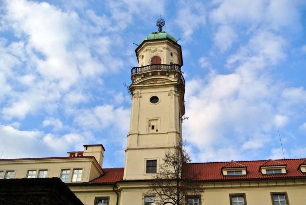 Klementinum, Praga: torre astronomica | Credit: lettureinviaggio